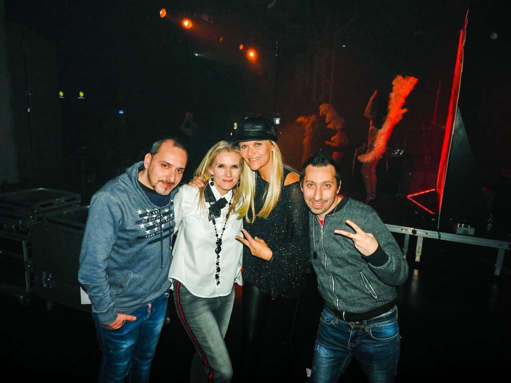 @Fabrique with Kim Lukas, Jenny Dee & Dj Jump 2018