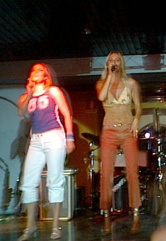 @Girls Party show 2003