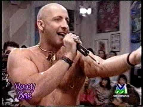 1993 ITALY – TV @Roxybar with Right Said Fred - Bump