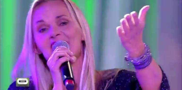 Nathalie Aarts 2018 Italy - TV @90 Special - Surrender