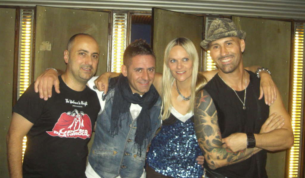 @Barcellona With Marvin & Prezioso, Dj Ross