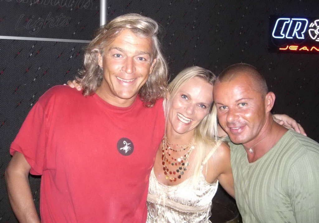 @Malta with Sandy Marton & Den Harrow 2006