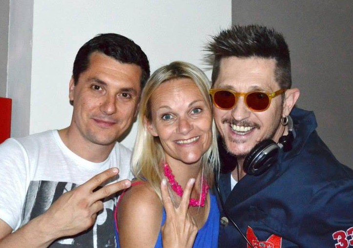 With DanyJay & Luca Zeta 2013