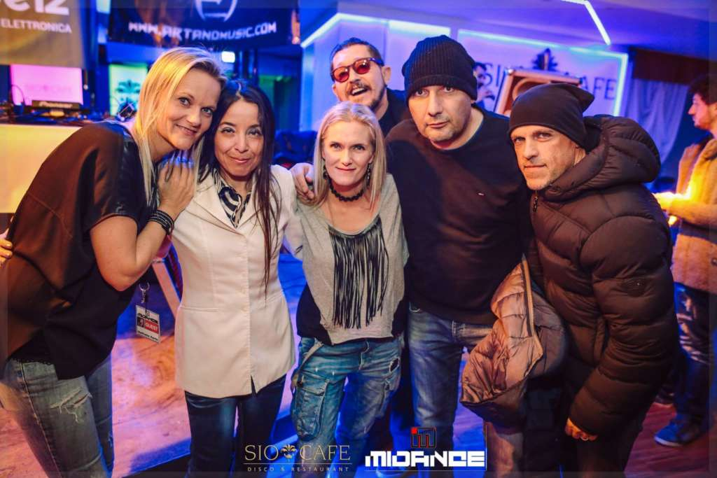 With Brothers, Luca Zeta & Lady Shamiira dj