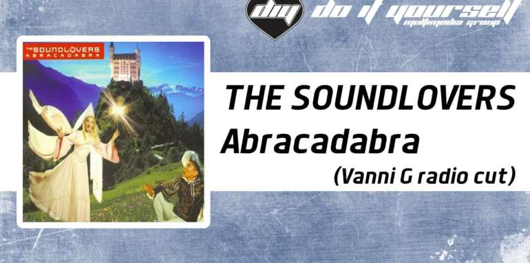 2001 The Soundlovers - Abracadabra (Vanni G.)