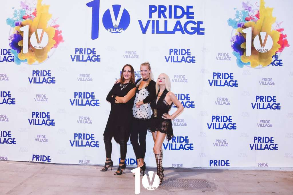 @Pride Village with Carolina Marquez & Neja 2017