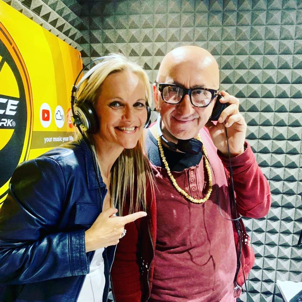 @Radio interview with Ciro from Datura 2019