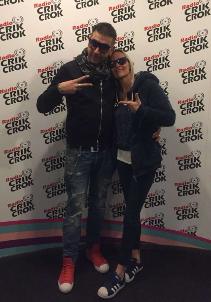 @Radio Crik Crok with Pietro Rama 2018