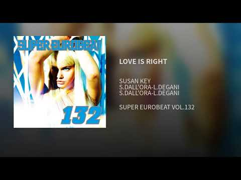 Susan Key – Love Is Right