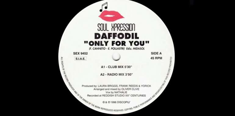 Daffodil – Only For You 1996