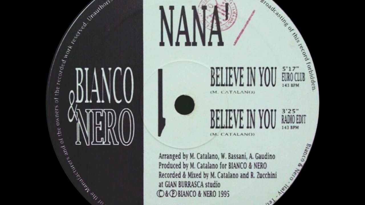 Nana – I Believe In You 1995