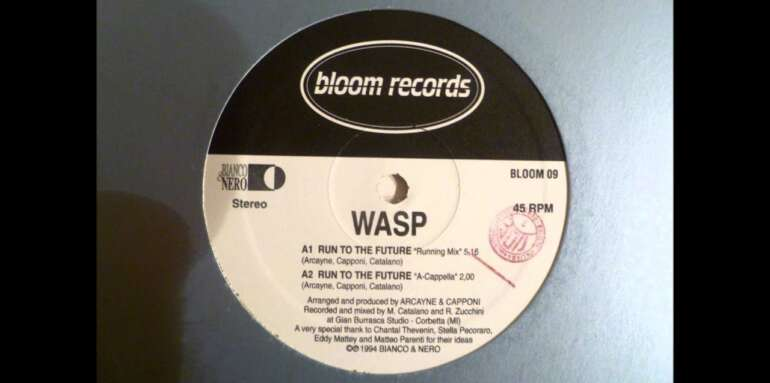 Wasp – Run To The Future 1994