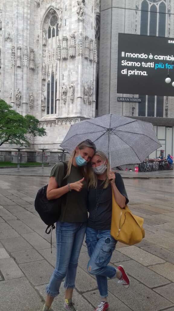 @Milan:  There will be sunshine after the rain